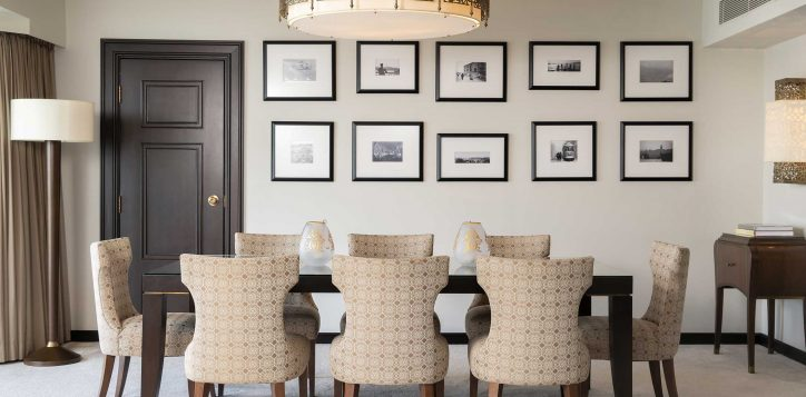 presidential-suite-dining-area
